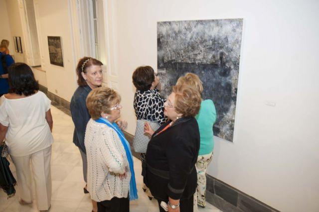 Memoria, Paisaje y Territorio, nueva exposición de Luis González-Adalid en el Palacio Consistorial - 5, Foto 5
