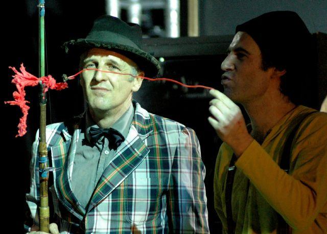 El XLIII Festival Internacional de Teatro de Molina de Segura comienza el martes 2 de octubre con dos espectáculos de calle - 1, Foto 1