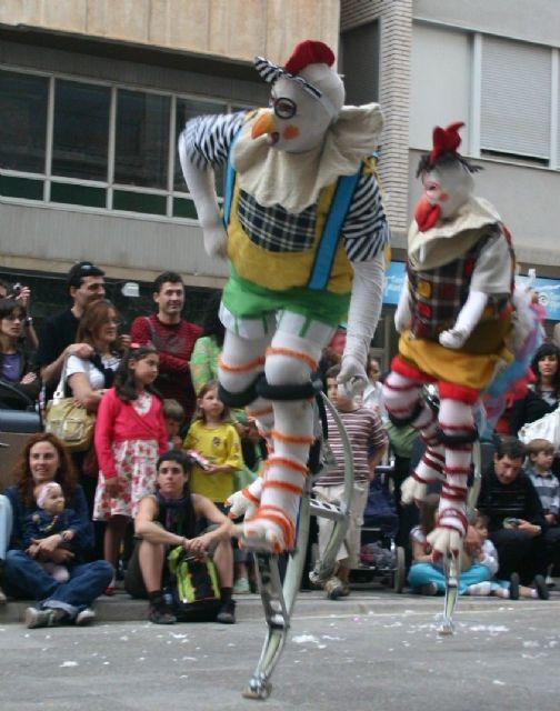 El XLIII Festival Internacional de Teatro de Molina de Segura comienza el martes 2 de octubre con dos espectáculos de calle - 3, Foto 3