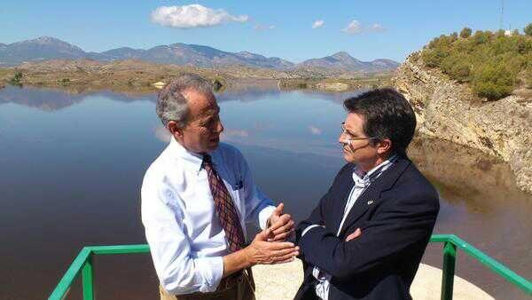La CHS estudia los daños producidos por las inundaciones en Lorca y Puerto Lumbreras - 2, Foto 2