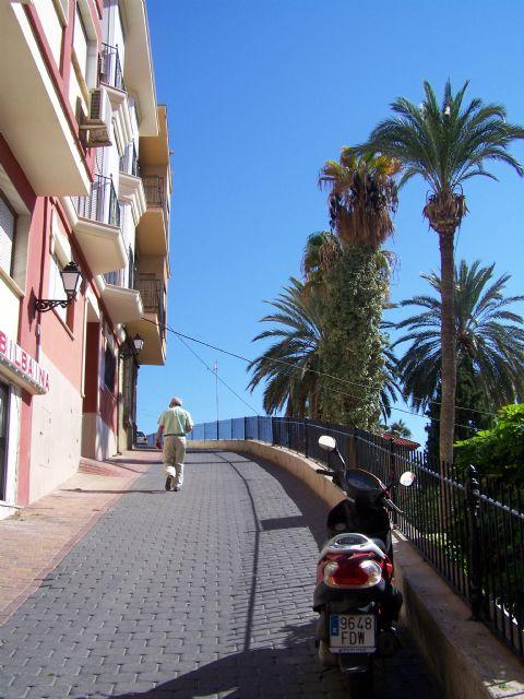 El Ayuntamiento de �guilas instala nuevas luminarias en varias zonas del municipio - 1, Foto 1