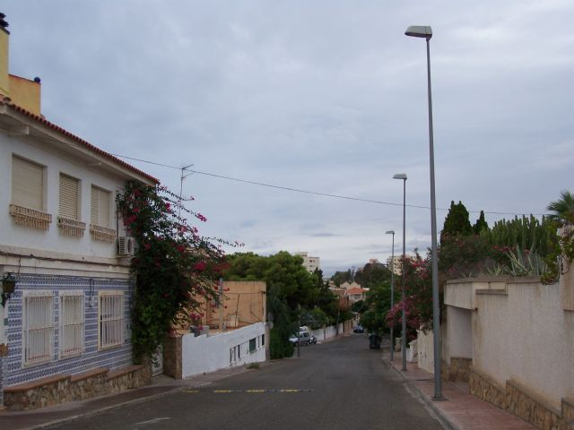 El Ayuntamiento de �guilas instala nuevas luminarias en varias zonas del municipio - 2, Foto 2