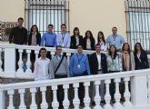 Alumnos procedentes de diferentes universidades clausuran el programa de prácticas de SABIC