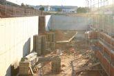 IU-Verdes pide explicaciones sobre el derrumbe de un muro de contención del 'Tercer Instituto' de Yecla