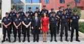 La Policía Local estrena uniforme en el día de su patrón