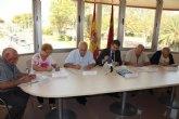 El Ayuntamiento de Torre-Pacheco firma varios convenios de colaboración con los clubes y asociaciones de mayores del término municipal