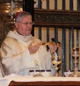 El Obispo de Cartagena celebrará una Eucaristía por las víctimas de las inundaciones en la Región de Murcia