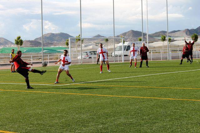 El Atlético Orihuela Veteranos se impone en el I Torneo Internacional de Fútbol Veteranos - 1, Foto 1