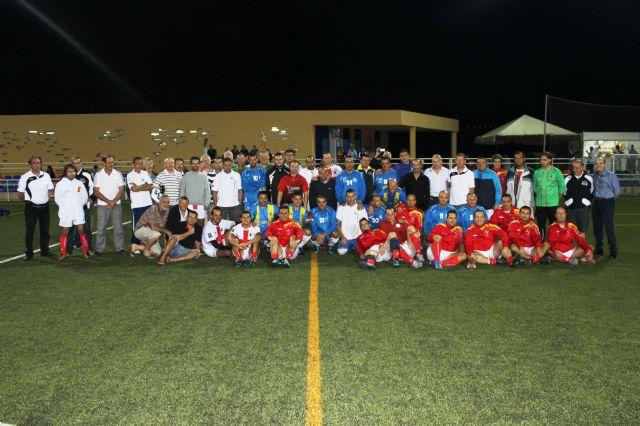 El Atlético Orihuela Veteranos se impone en el I Torneo Internacional de Fútbol Veteranos - 2, Foto 2