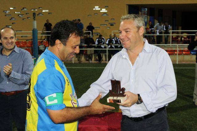 El Atlético Orihuela Veteranos se impone en el I Torneo Internacional de Fútbol Veteranos - 3, Foto 3