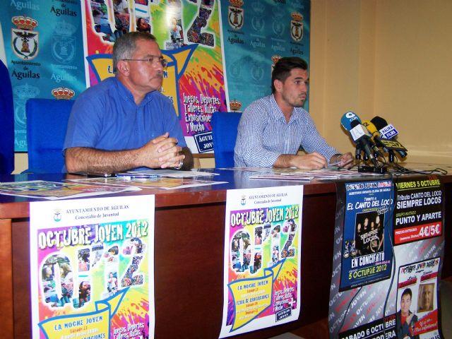 Comienza el Octubre Joven 2012 en Águilas - 1, Foto 1