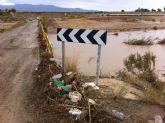 El ayuntamiento de Totana convoca una asamblea informativa con agricultores, ganaderos y afectados para dar cuenta del procedimiento y solicitud de ayudas por el temporal
