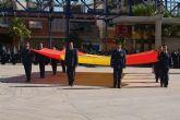 Alcantarilla celebrará mañana viernes un acto de homenaje a la bandera y a los caídos por España