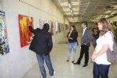 """Inaugurada la exhibición artística """"Spain Star"""" de K20 en Torre-Pacheco"""