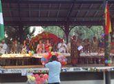 Los Ayuntamientos de Alguazas y Murcia colaboran en el Festival Anual Regional de la Asociación 'Asamblea Igbo' de Inmigrantes Nigerianos