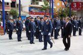 Alcantarilla celebró el acto de Homenaje a la Bandera y a los Caídos por España