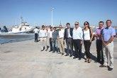La Comunidad estudia la posibilidad de instalar un criadero de atún rojo en San Pedro del Pinatar
