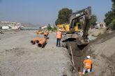 Se inician las obras de reparación de la Red Principal de saneamiento tras las inundaciones