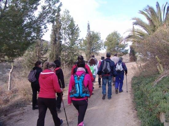 La concejalia de Deportes organiza una ruta de senderismo este próximo fin de semana en los Baños de Mula - 1, Foto 1