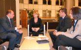 Reunión con la Eurodiputada ponente del Informe del Parlamento Europeo para la Reforma del Fondo de Solidaridad de la UE
