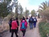 La concejalia de Deportes organiza una ruta de senderismo este próximo fin de semana en los Baños de Mula