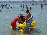 El operativo de vigilancia en Playas finaliza con más de 2.700 intervenciones y 14 rescates