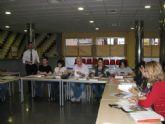 Desempleados, jóvenes y autónomos de Alguazas se benefician de un taller gratuito de entrenamiento a emprendedores