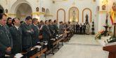 La Misa en Honor a la Virgen del Pilar recuerda a las víctimas y afectados por las inundaciones en Puerto Lumbreras