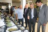 Cerd� clausura en Alhama de Murcia la muestra