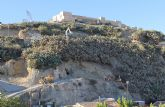 Se ponen en marcha actuaciones de emergencia para la consolidación de la Ladera Sur del Castillo de Nogalte