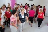 Risoterapia de la mano de la asociación femenina 'Isabel González' torreña