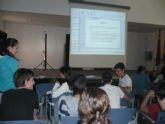 El programa Un libro un ciudad 2012 dedicado a la obra '1969' de Tristante llega a los estudiantes de bachillerato