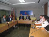 Continuan los trabajos en la comisión de Portmán