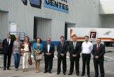 Sevilla destaca la competitividad y calidad de los servicios de transporte que ofrece el Grupo Fuentes