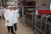 Cerdá afirma que la modernización del sector agroalimentario sitúa a las empresas murcianas entre las primeras marcas de alimentación de España