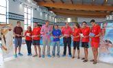 Abierto el Centro Deportivo Municipal de Puerto Lumbreras tras las inundaciones