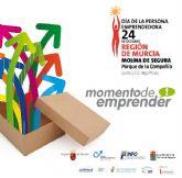 La ADLE participa en el día del emprendedor de la Región de Murcia