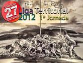 El Club de Rugby de Totana debuta contra el XV Rugby Murcia en la 2ª Liga Territorial de la Región de Murcia.