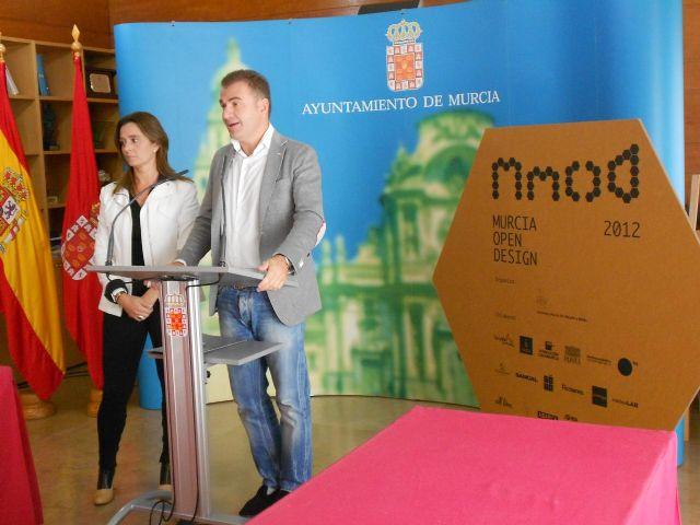 El festival Murcia Open Design convierte la ciudad en referente de la moda y el diseño gráfico - 2, Foto 2