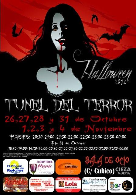 Cieza dará mucho miedo con el túnel del terror - 2, Foto 2