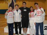 Tres nuevos oros para el Club Taekwondo Mazarrón