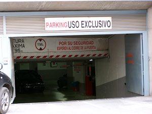 El PSOE pide a Tamayo que aclare si planea la venta del aparcamiento de la esquina del Convento - 1, Foto 1
