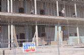 Se retoman esta semana las obras de construcción del segundo Centro de Salud 'Totana Sur' que se encontraban paralizadas