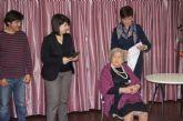 El Servicio de Estancias Diurnas para personas con Alzheimer celebra su V Aniversario