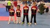 Éxito del taekwondo en Torre-Pacheco