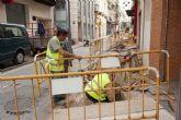Empiezan las obras de remodelación del entorno de la Glorieta