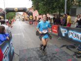 Buena actuacion de los atletas del Club Atletismo Totana en la Ricote Trail