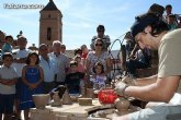 El atrio del Santuario de La Santa vuelve a acoger la celebración del Mercadillo Artesano