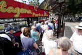 La concejala de Turismo vende Cartagena en la cumbre de cruceros