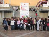 Las alumnas del Taller de Empleo Casa Mayor participan en el Día de la Persona Emprendedora